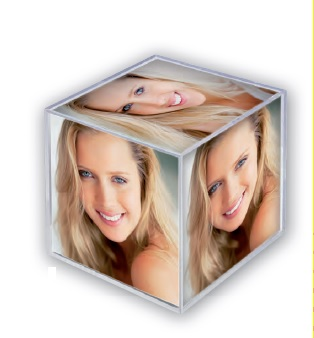Κύβος 6cm X 10cm X 10cm